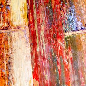 Beautiful bamboo color by Jumari Haryadi - Abstract Patterns ( abstract, bamboo, patterns, nature, color )