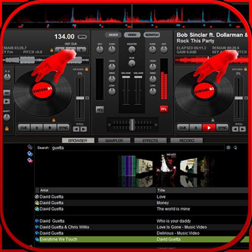 Virtual DJay