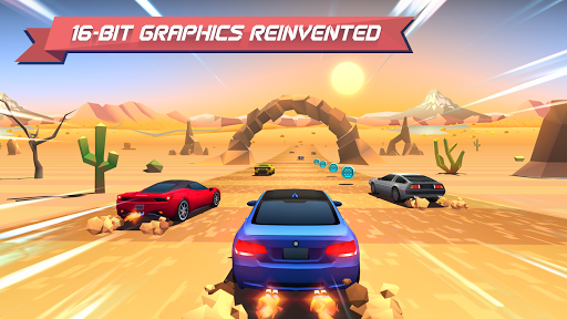 Horizon Chase - World Tour  screenshots 4