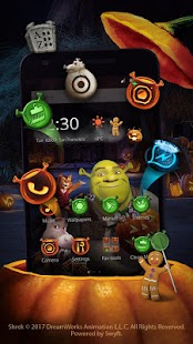 Shrek Launcher Screenshot