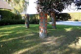 Photo: Aan de ingang vh kerkhof van Winksele