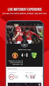 Manchester United Official App 7.0.6 Mod APK Updated 1