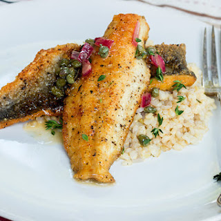 Sea Bass In French Recipes.