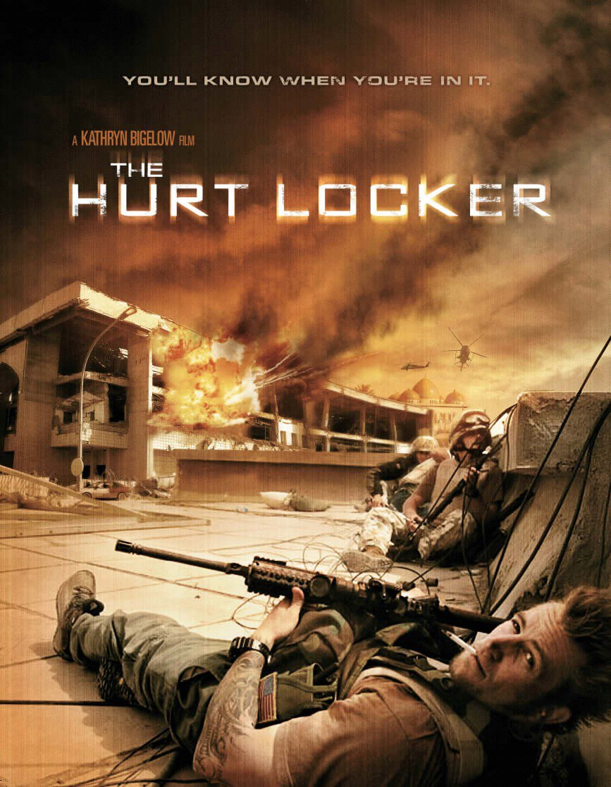 Phim The Hurt Locker - The Hurt Locker