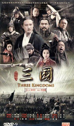 Phim Tân Tam Quốc Diễn Nghĩa 2010 - Tan Tam Quoc 2010 - Wallpaper