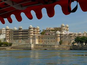 Photo: Stadtpalast von Udaipur - zum Teil Museum, zum Teil bewohnt