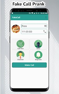 Fake Call, Fake Phone Call for Prank Apk  Download For Android 6