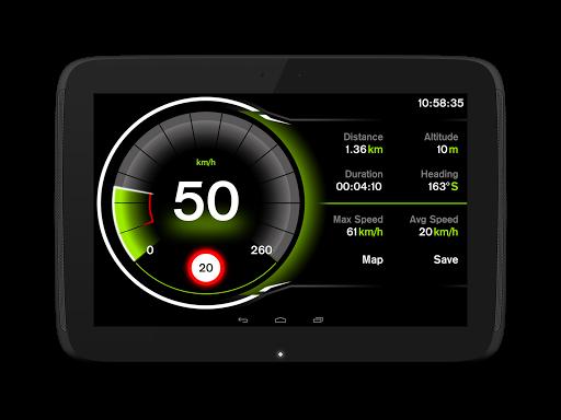 Speed View GPS screenshot 8