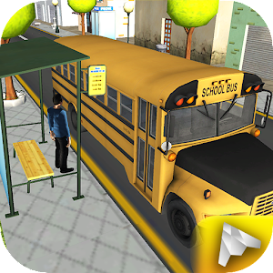 Extreme School Bus Driver for PC and MAC