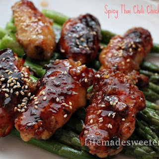 Spicy Thai Chili Chicken Recipes.