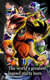 DRAGON BALL LEGENDS Mod Apk For Android 5