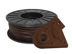 Brown PRO Series PLA Filament - 2.85mm (1kg)