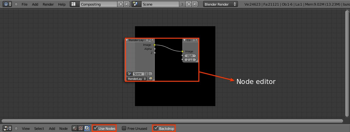Render Multi Layer untuk Compositing Blender 3