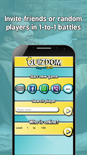 QUIZDOM - Kings of Quiz 5.44 screenshots 3