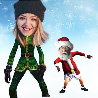Elf Dancing 3D - Create your Customized Avatar
