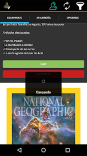National Geographic España- screenshot thumbnail