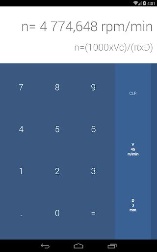 CNCalculator 1.0 screenshots {n} 9