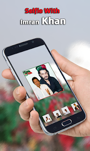 Selfie with Imran khan – PTI Profile Pic DP Maker - náhled