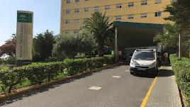La víctima ingresó la tarde del domingo en Torrecárdenas