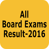 All Board Exam Results
