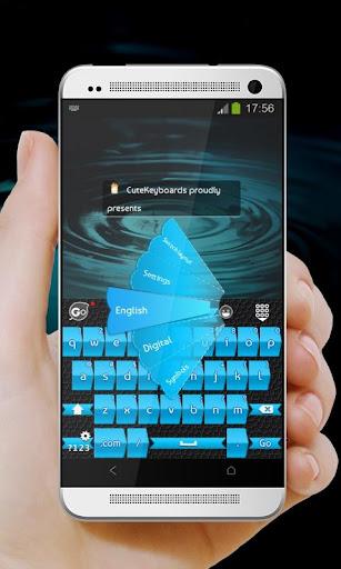 Blue gator GO Keyboard
