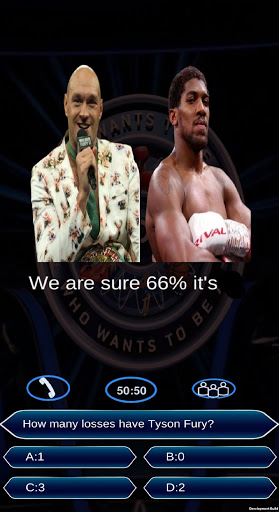 Sports Quiz - Who wants to be a Millionaire cheat hacks