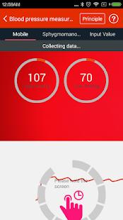 iCare Blood Pressure Monitor- screenshot thumbnail