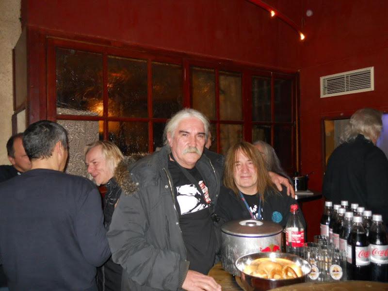 Trevor Bolder & LT, Augsburg, 07 December 2010