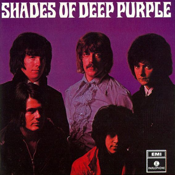 Shades Of Deep Purple - 1968