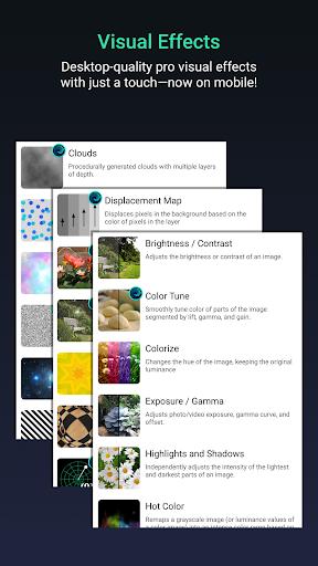 Alight Motion — Video and Animation Editor 3.1.4 screenshots 3