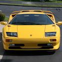 Game Puzzle Lamborghini Diablo icon
