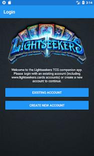 Lightseekers TCG Companion - náhled