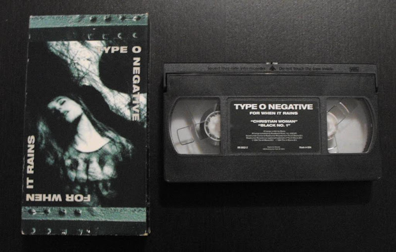 Type O Negative - 1994 - For When It Rains