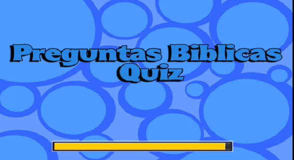 Preguntas Biblicas Test- screenshot