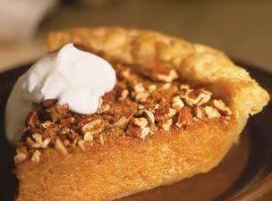 Pecan Streusel Sweet Potato Pie