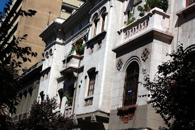Building in Santiago Chile