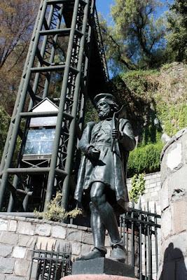 Santiago Chile elevator