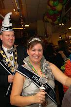 Photo: Prins Norbert 1e en Prinses Kim 1e