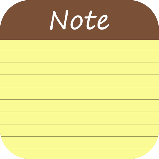 Notepad - Note app reminder, Sticky notes widget Icon