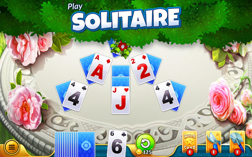 Solitales: Classic Spider & Pyramid Solitaire Game screenshots 12
