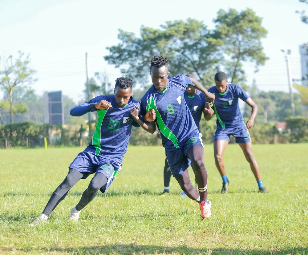 Wepo determined to seal slot in Harambee Stars team