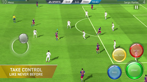 FIFA 16 Soccer 3.2.113645 screenshots 2
