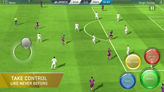 FIFA 16 Soccer  Apk Download For Android 2