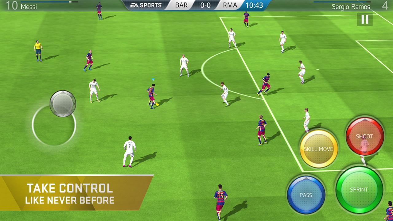 FIFA 16- screenshot