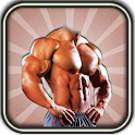 Photo Suit in Body-Builder icon