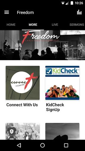 Freedom Christian Fellowship 3.4.2 screenshots 2
