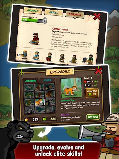 Lumberwhack: Defend the Wild screenshots 9