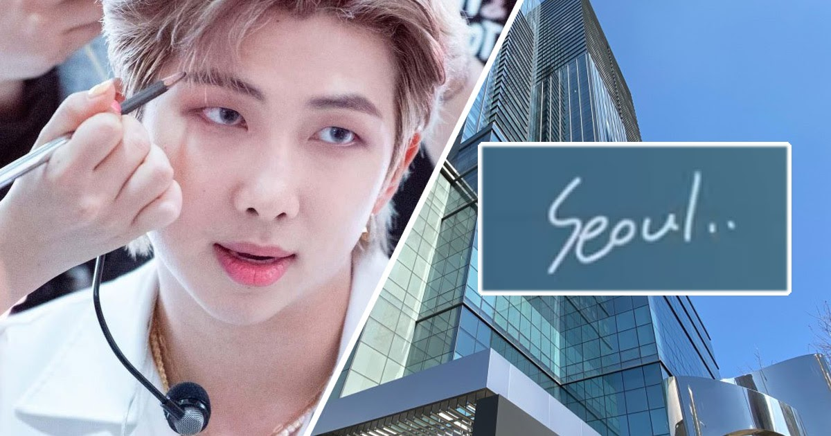 Here's How BTS's RM Overcomes Writer's Block While Working On Songs