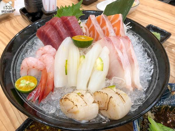 CP值高的日本料理專賣店 不老壽司,推薦家庭聚餐首選、價格實在、食材新鮮