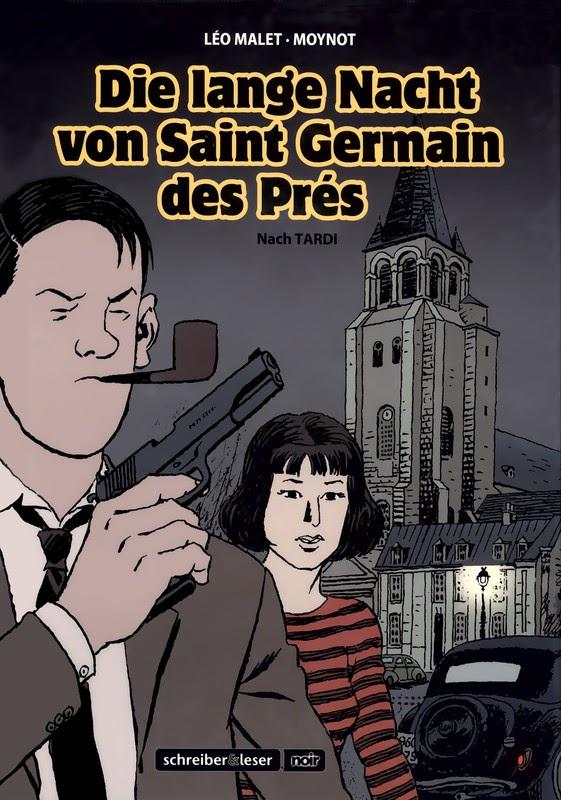 Nestor Burma: Die lange Nacht von Saint Germain des Prés (2010)
